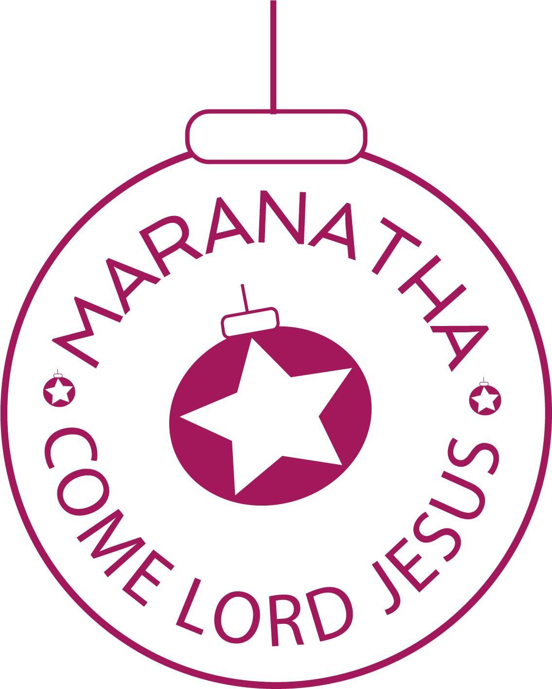 Marantha 2020 logo